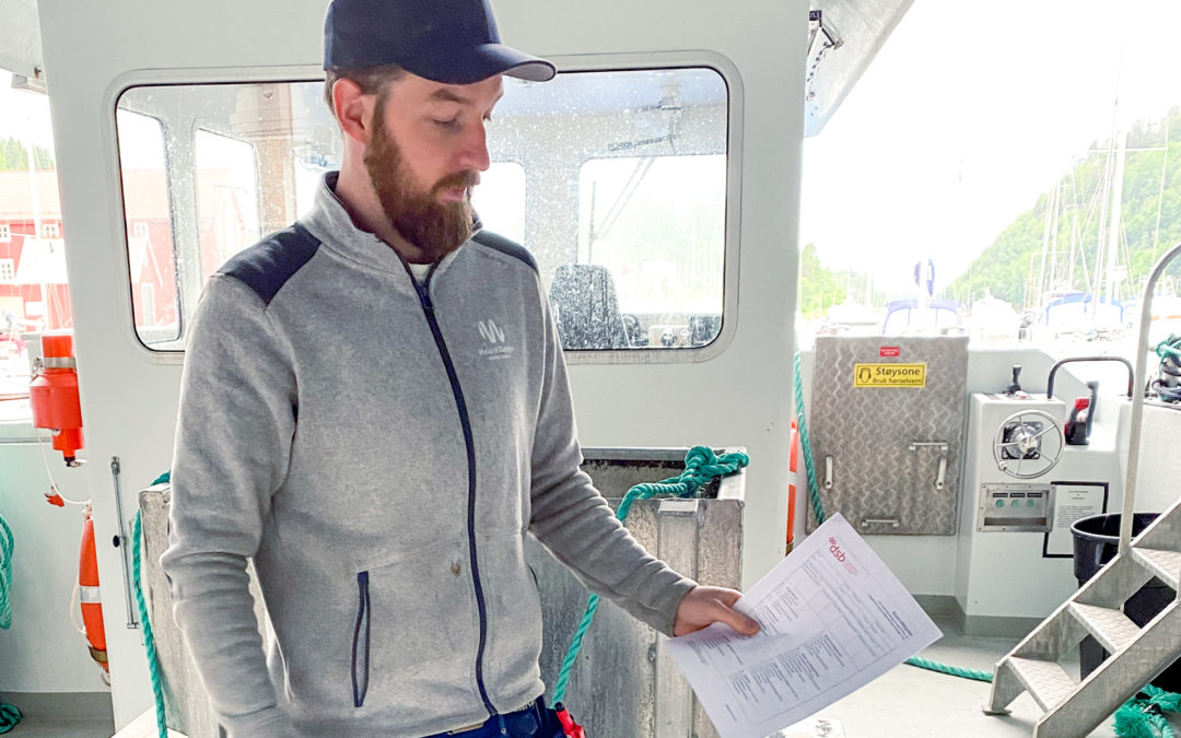Meland Elektro godkjent for kontroll av elanlegg på båt
